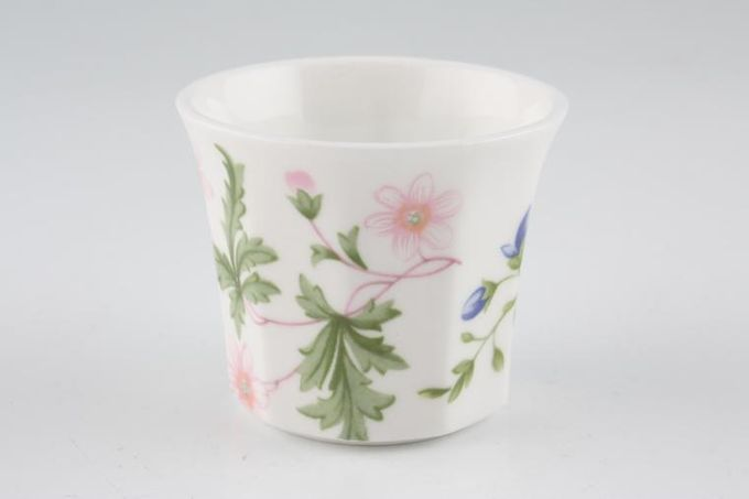 Queens Country Meadow Egg Cup Ribbed