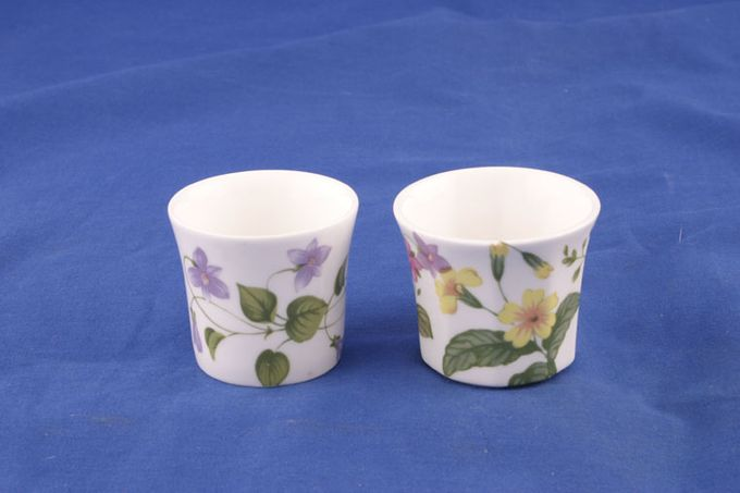 Queens Country Meadow Egg Cup Smooth Sided