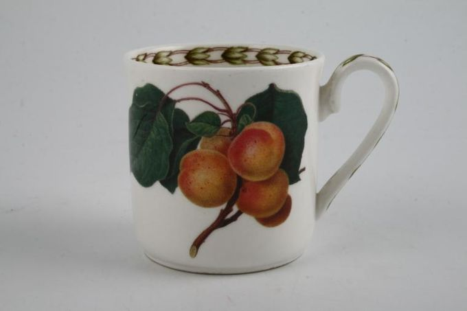 """Queens Hookers Fruit Coffee/Espresso Can Apricot 2 3/8 x 2 1/2"""""""