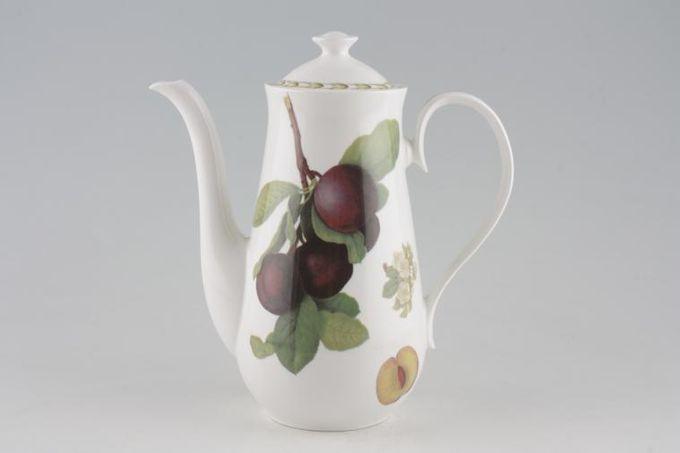 Queens Hookers Fruit Coffee Pot 2pt