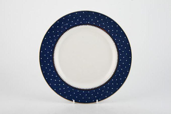 "Ridgway Conway - Blue Breakfast / Salad / Luncheon Plate 8 3/4"""