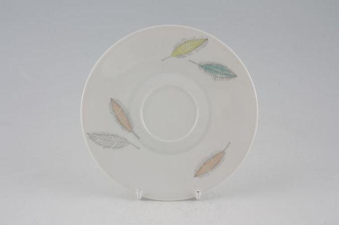 "Rosenthal Autumn Leaves Tea Saucer 6 3/8"""