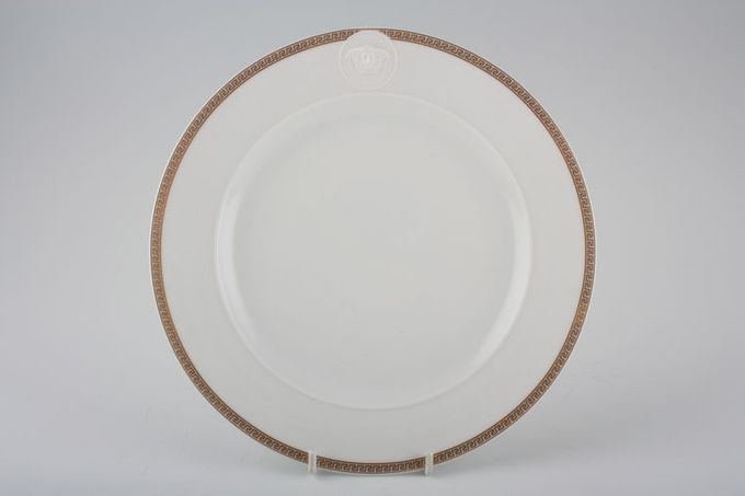 """Rosenthal Versace Medaillon Meandre d'Or Breakfast / Salad / Luncheon Plate 8 7/8"""""""