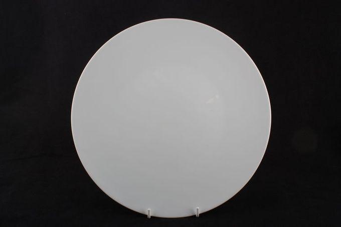 "Rosenthal Tac Gropius - White Breakfast / Lunch Plate 8 5/8"""