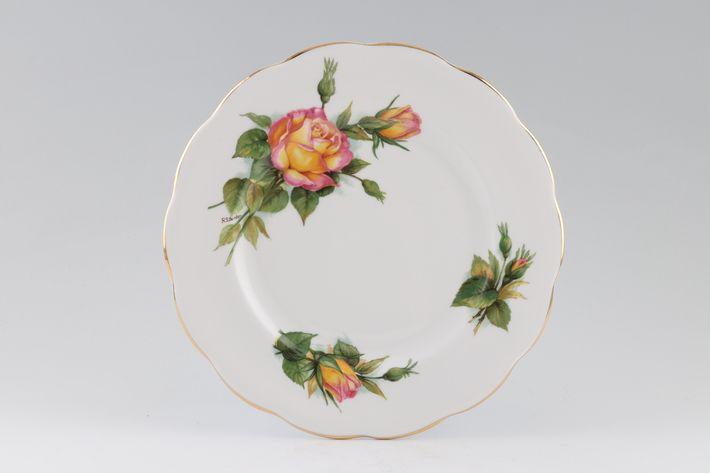 Roslyn Harry Wheatcroft Roses - Peace