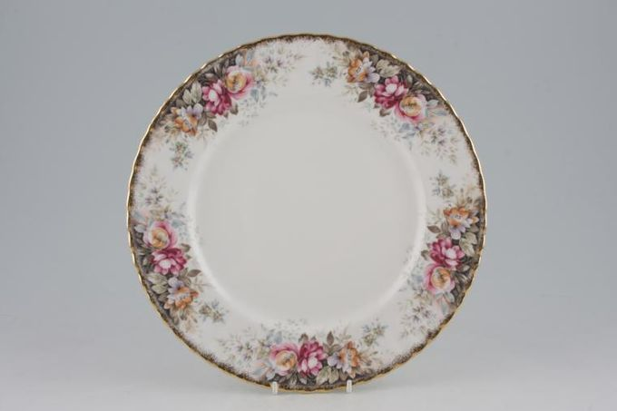 Royal Albert Autumn Roses Dinner Plate 10 1/2""