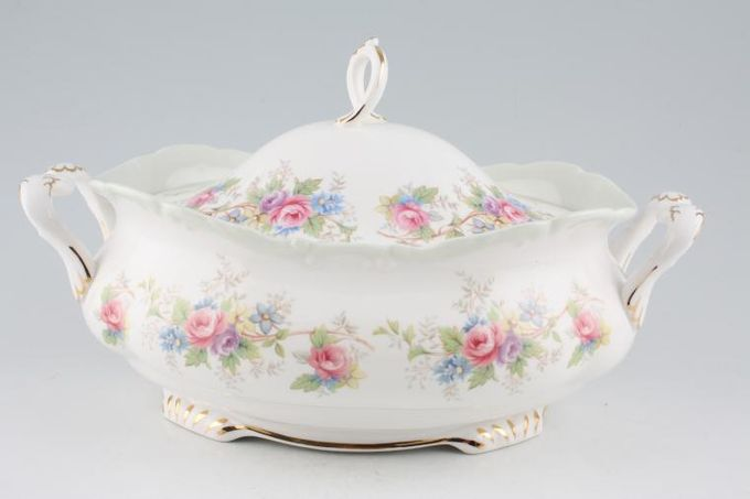 Royal Albert Colleen Vegetable Tureen with Lid 2 1/2pt