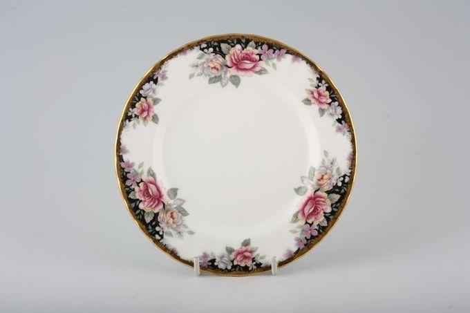 "Royal Albert Concerto Tea / Side / Bread & Butter Plate 6 1/4"""