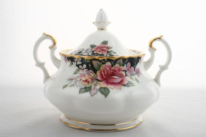 Royal Albert Concerto Sugar Bowl - Lidded (Tea)