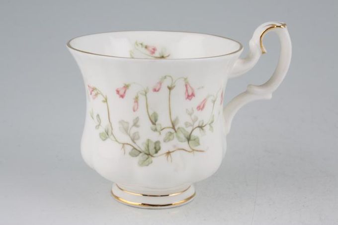 Royal Albert Nordic Flower Coffee Cup 2 7/8 x 2 5/8""