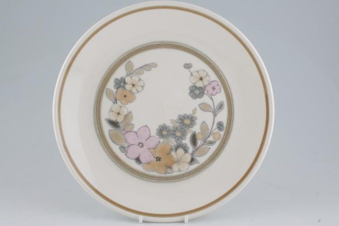 Royal Albert Cottage Flowers Dinner Plate 10 3/8""