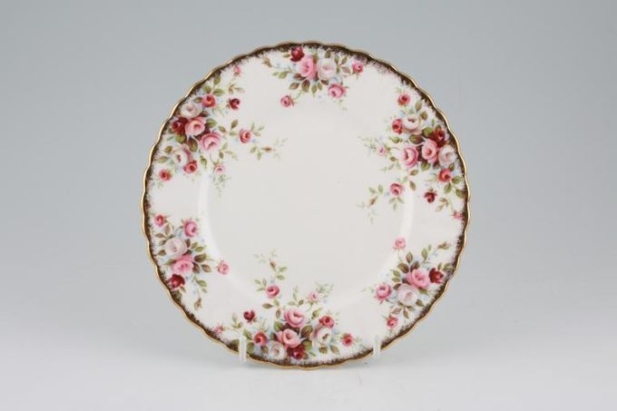 "Royal Albert Cottage Garden Tea / Side / Bread & Butter Plate 7 1/4"""