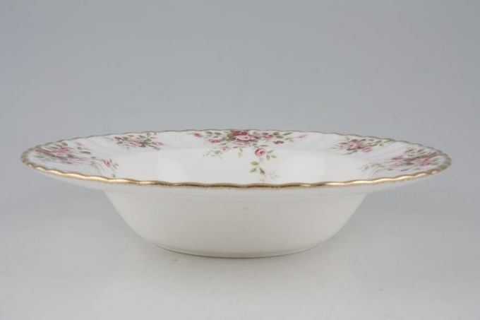 Royal Albert Cottage Garden Rimmed Bowl 9 1/4""