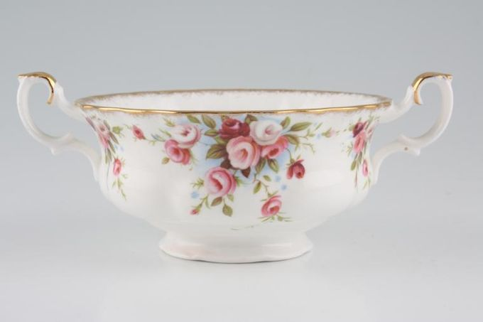 Royal Albert Cottage Garden Soup Cup 2 handles