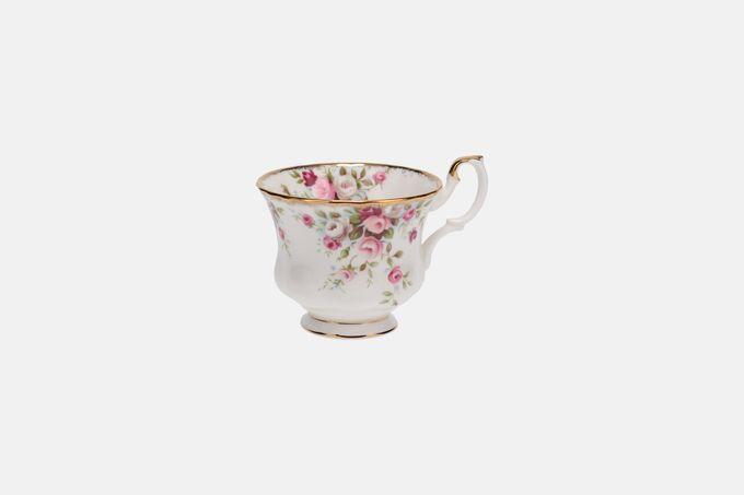 "Royal Albert Cottage Garden Teacup 3 1/2 x 2 3/4"""
