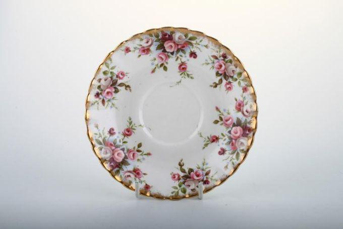 "Royal Albert Cottage Garden Tea Saucer 5 1/2"""