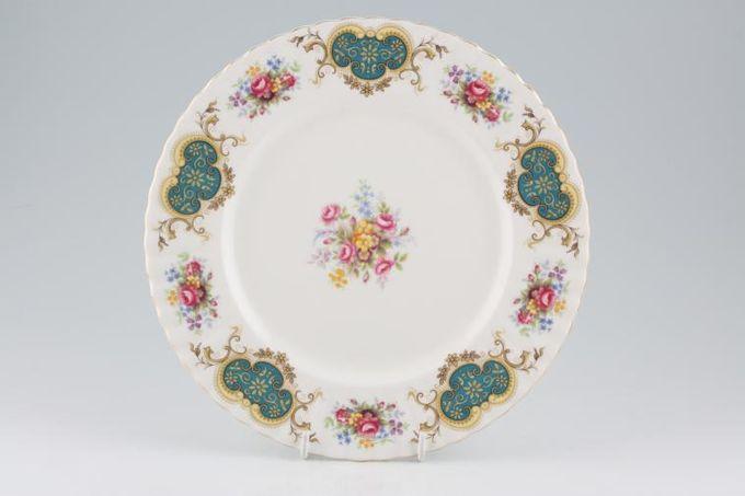 "Royal Albert Berkeley Dinner Plate 10 1/4"""