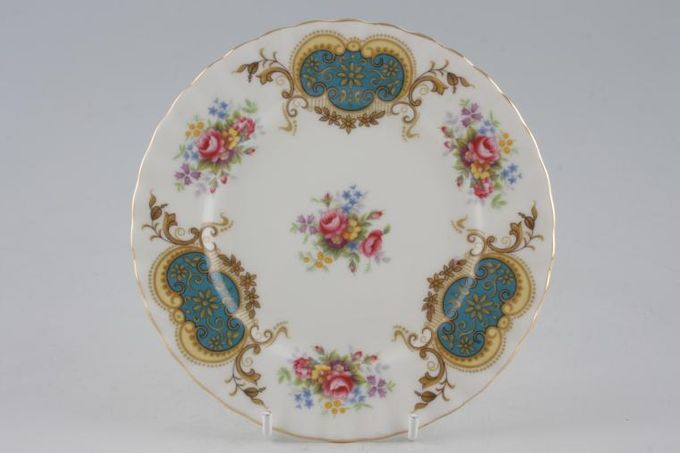 Royal Albert Berkeley Tea / Side / Bread & Butter Plate 6 1/4""