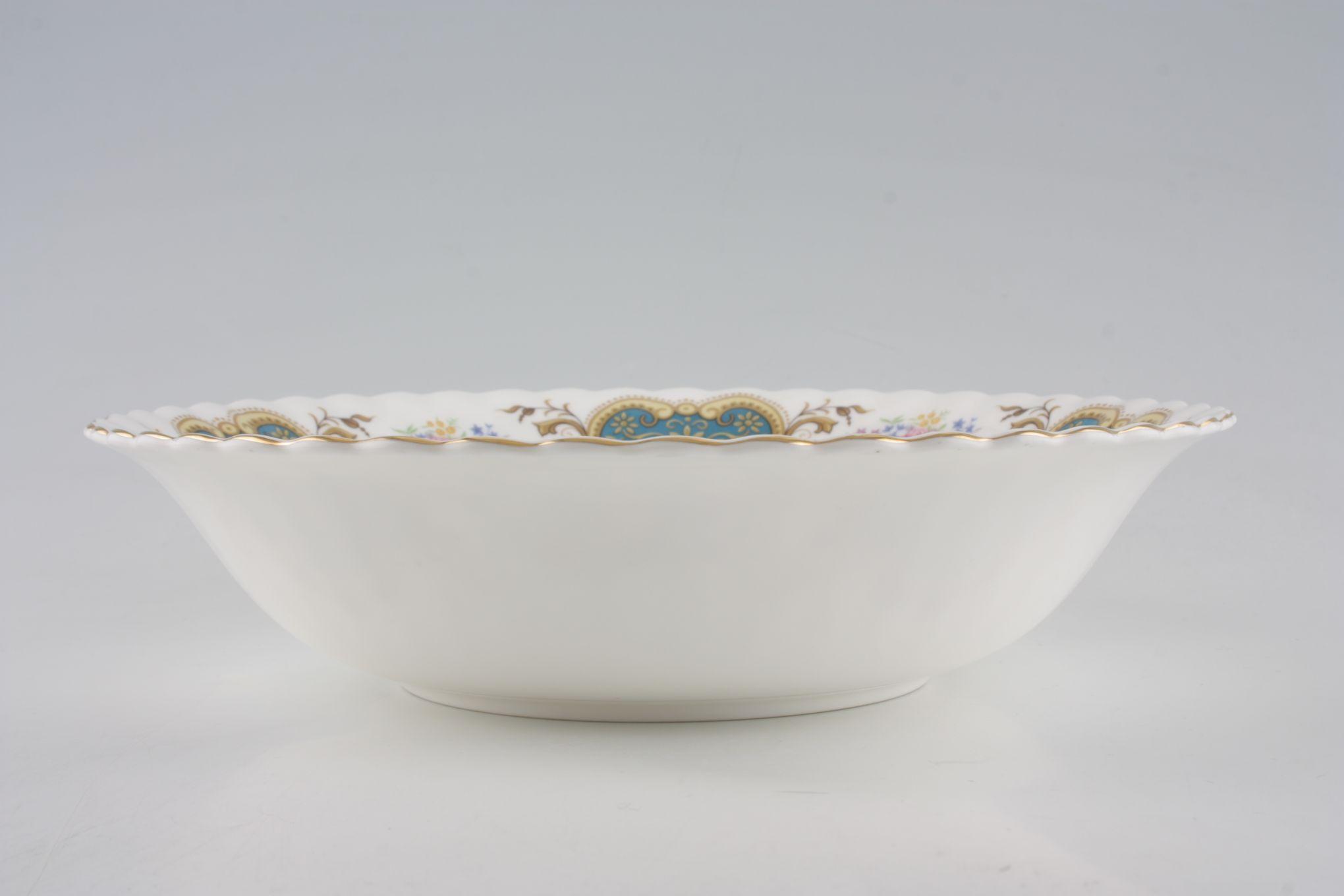 "Royal Albert Berkeley Salad Bowl 9 1/4"" thumb 1"