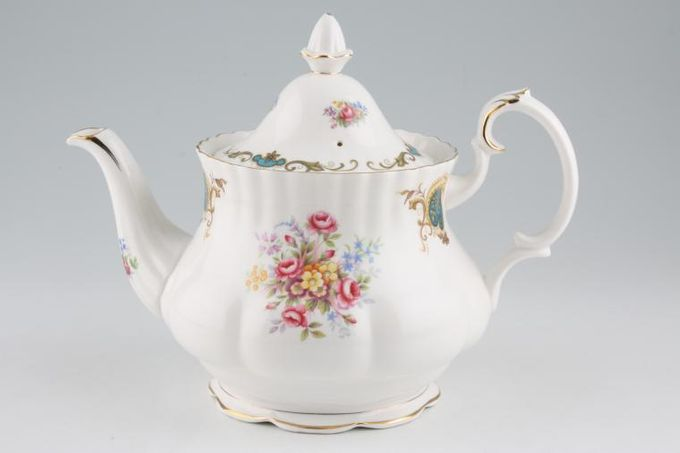 Royal Albert Berkeley Teapot 2pt