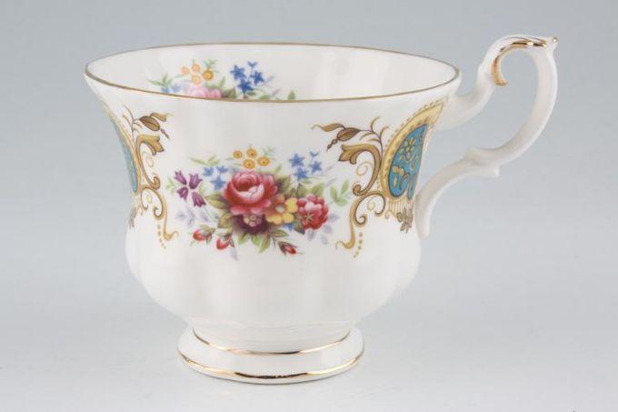 """Royal Albert Berkeley Teacup 3 1/2 x 2 3/4"""""""