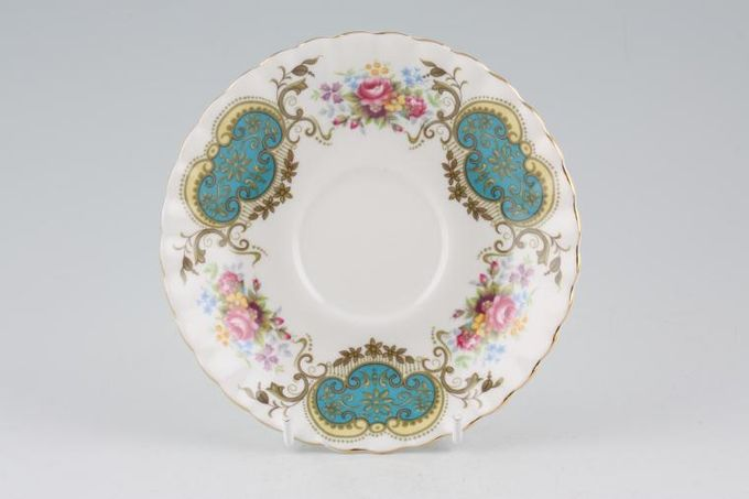Royal Albert Berkeley Tea Saucer 5 1/2""