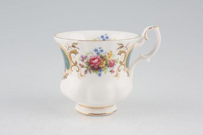 "Royal Albert Berkeley Coffee Cup 2 7/8 x 2 3/4"""