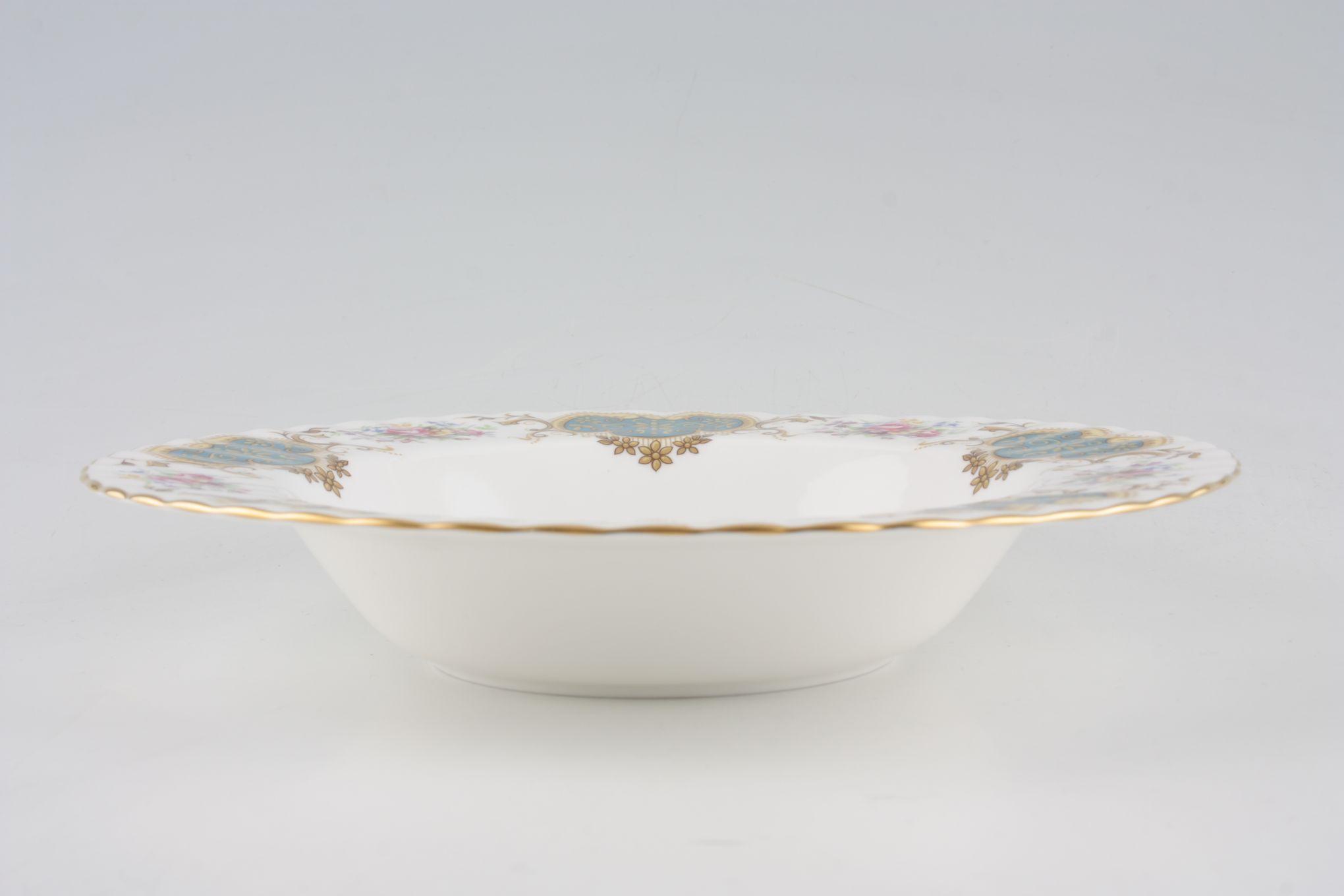 "Royal Albert Berkeley Rimmed Bowl 9 3/8"" thumb 1"