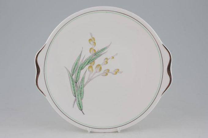 Royal Albert Crack Willow Cake Plate