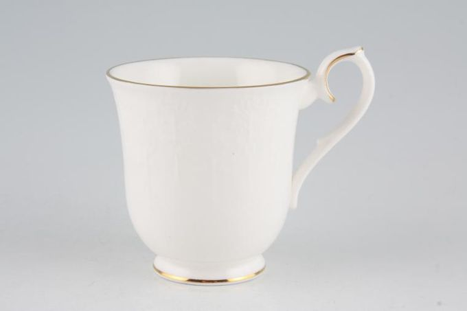 "Royal Albert Daybreak Coffee Cup 2 3/4 x 2 3/4"""