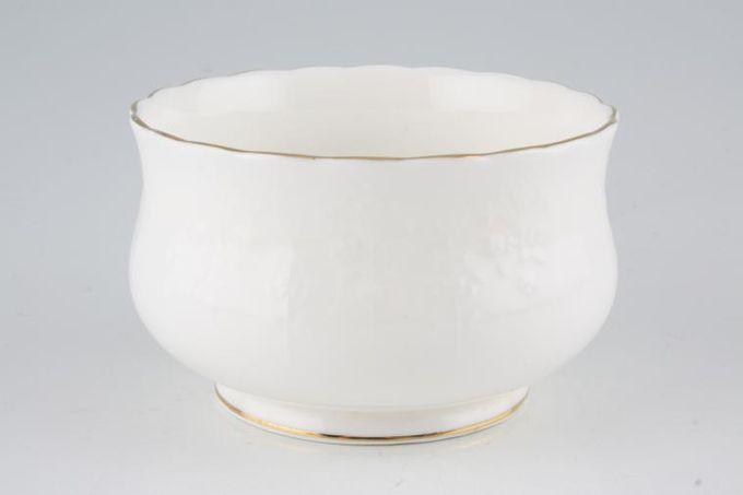 """Royal Albert Daybreak Sugar Bowl - Open (Tea) 4 1/4"""""""