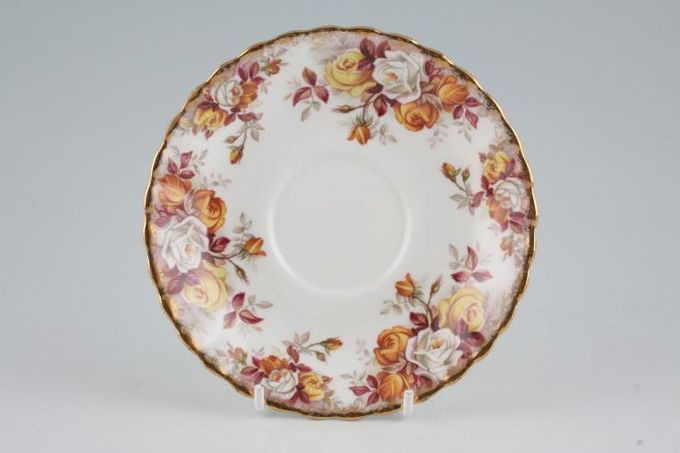 Royal Albert Lenora Tea Saucer 5 5/8""