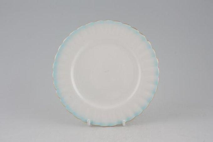 "Royal Albert Rainbow - Montrose Shape Tea / Side / Bread & Butter Plate Azure 6 3/8"""