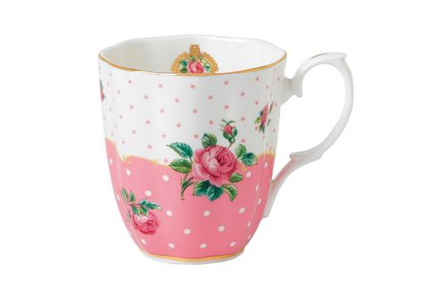 Royal Albert Cheeky Pink Mug Cheeky Pink