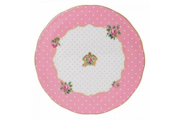 Royal Albert Cheeky Pink Cake Plate Cheeky Pink 29cm