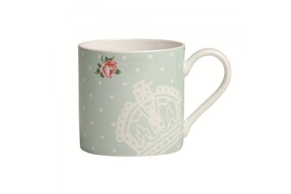 Royal Albert Polka Rose Mug Modern