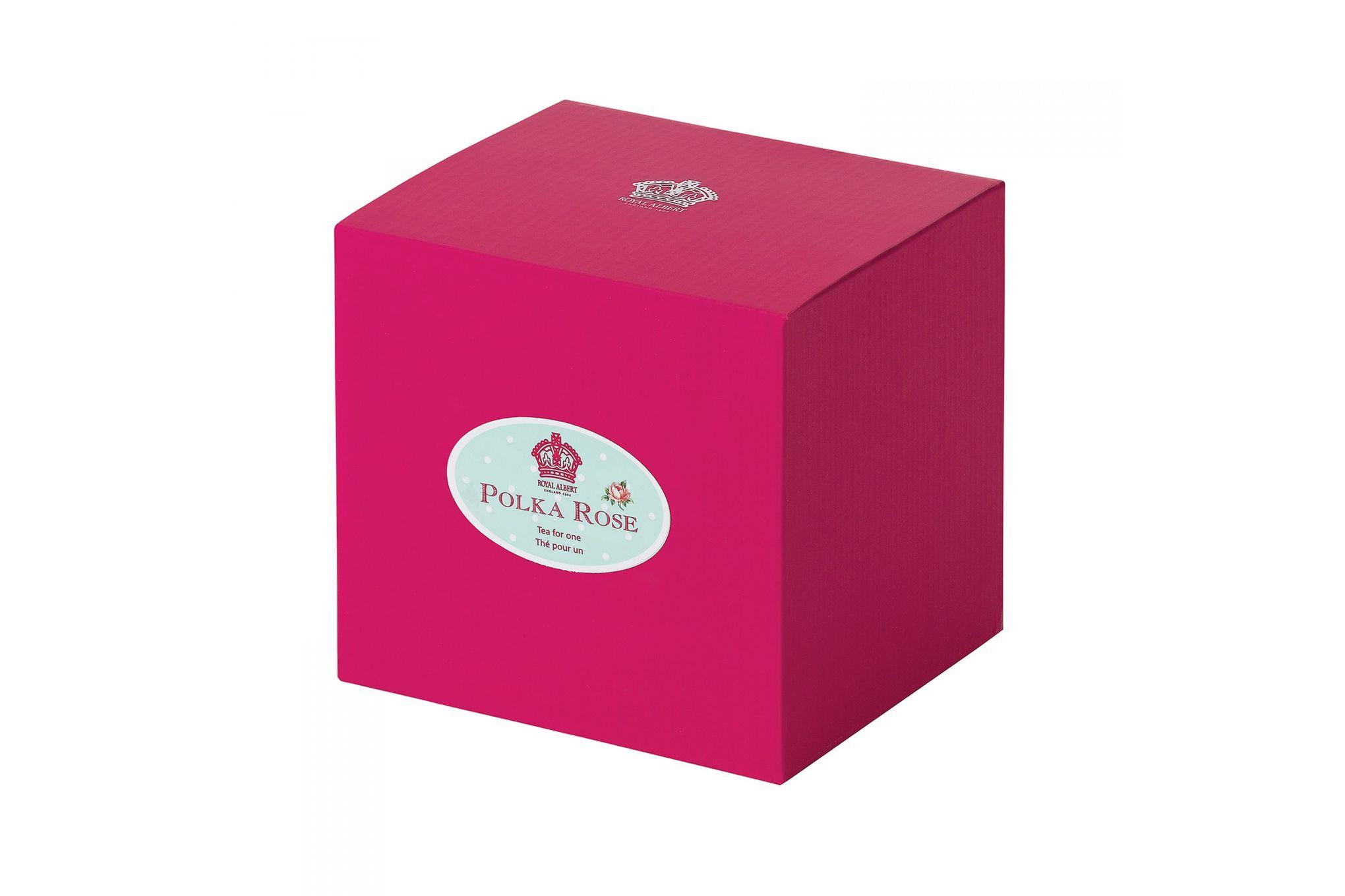 Royal Albert Polka Rose Tea For One thumb 3