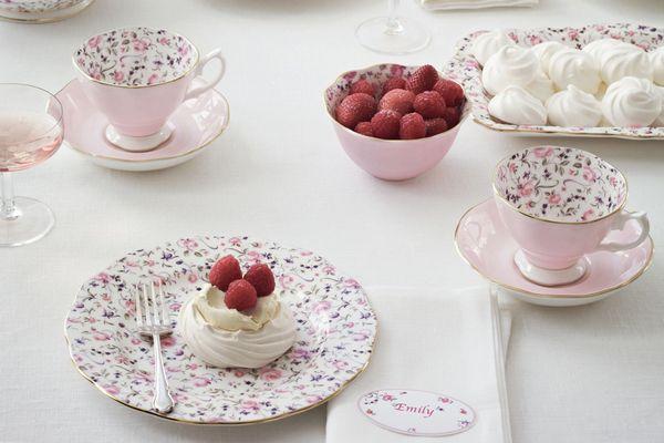 Royal Albert Rose Confetti
