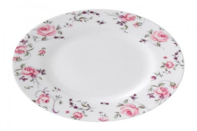 Royal Albert Rose Confetti Tea / Side / Bread & Butter Plate Modern 16cm