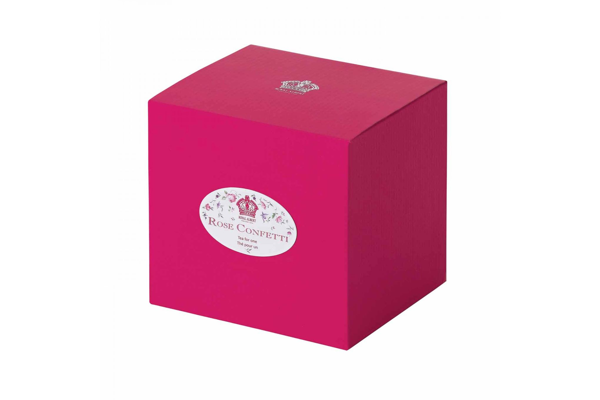 Royal Albert Rose Confetti Tea For One thumb 2