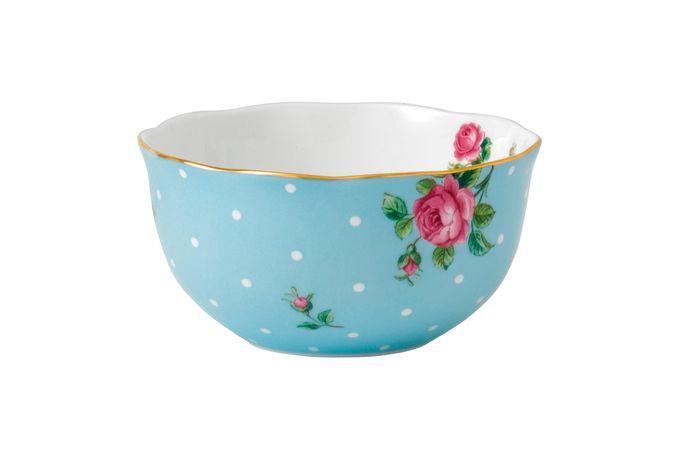 Royal Albert Polka Blue Bowl 11cm