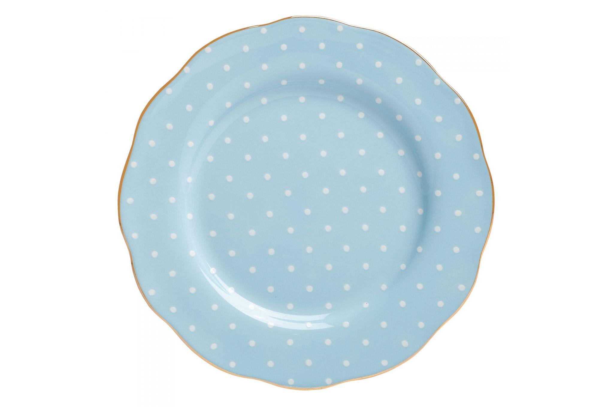 Royal Albert Polka Blue Side Plate 20cm thumb 1