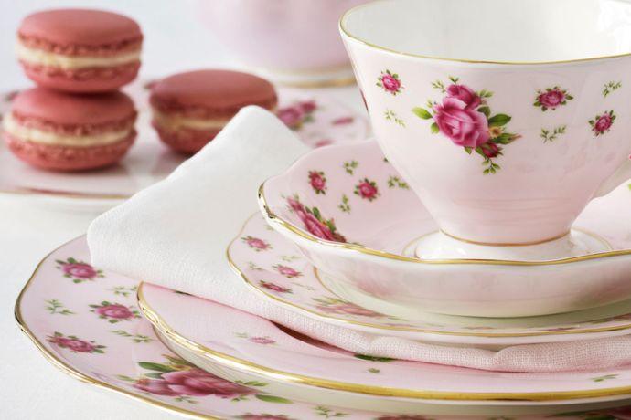 Royal Albert New Country Roses Pink