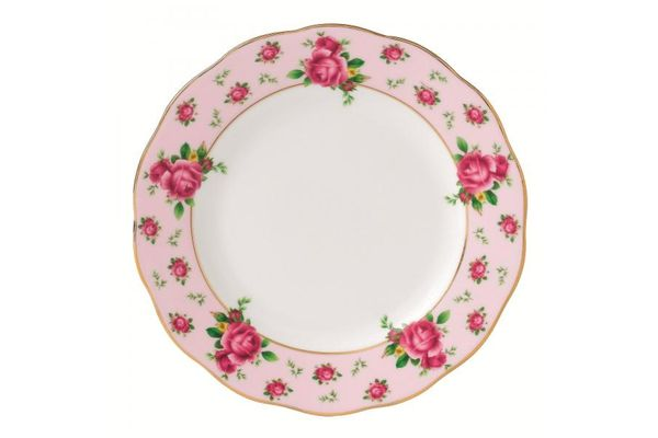 Royal Albert New Country Roses Pink Tea Plate