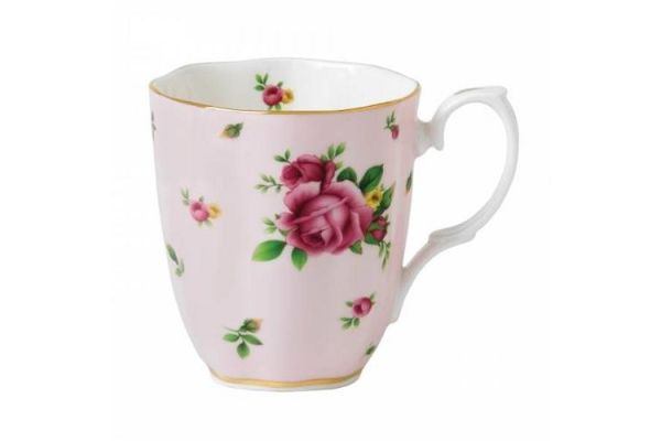 Royal Albert New Country Roses Pink Mug Pink Roses