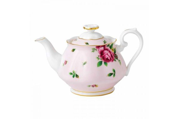 Royal Albert New Country Roses Pink Teapot 0.45l