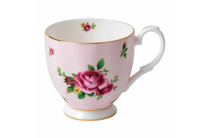 Royal Albert New Country Roses Pink Mug Footed 0.3l
