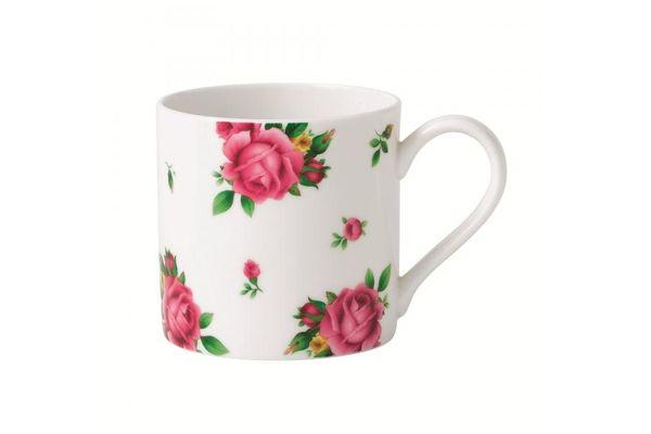 Royal Albert New Country Roses White Mug Modern