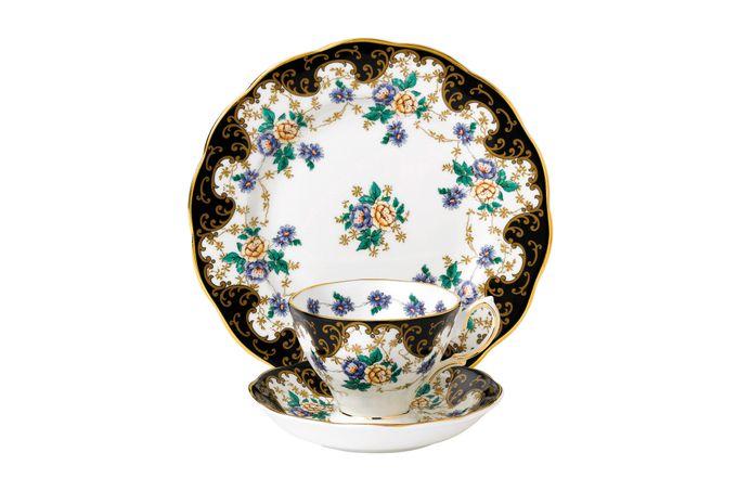 Royal Albert 100 Years of Royal Albert 3 Piece Set Duchess 1910, Teacup & Saucer, Plate 20cm