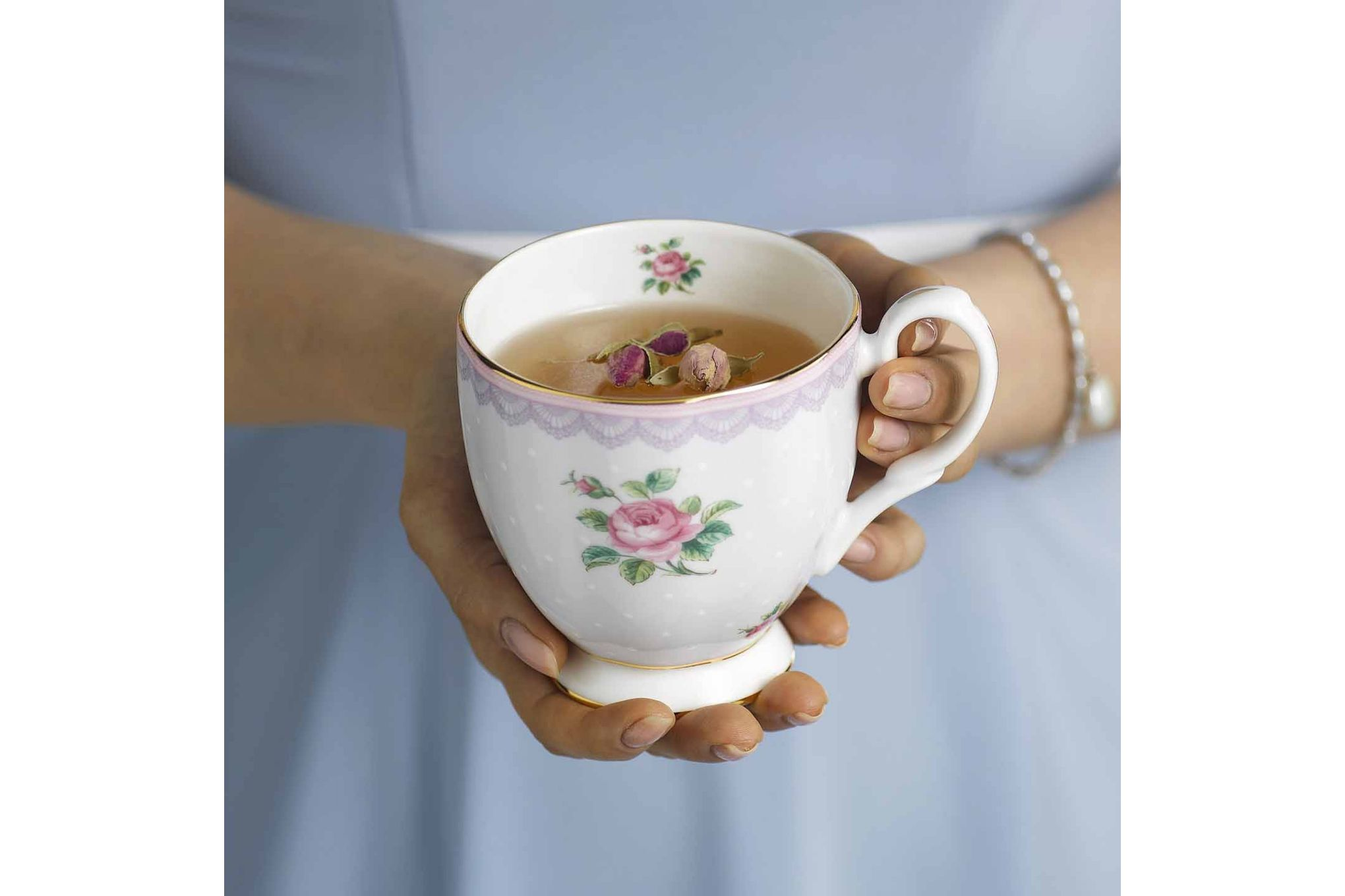 Royal Albert Candy Collection Mug Love Lilac 0.3l thumb 4